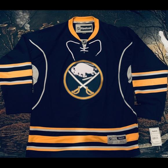 check out 39a91 d8fdb Buffalo Sabres Reebok jersey , men's NWT's NWT